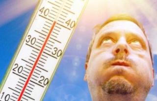 Aşırı sıcaklar geliyor: Mecbur olmayan dışarı...