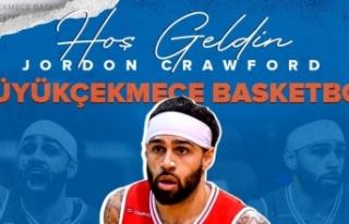Büyükçekmece Basketbol, ABD'li oyuncu Jordon...