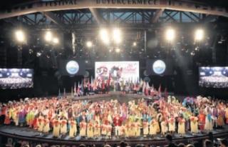 Büyükçekmece Kültür ve Sanat Festivali, 65 ülkeden...