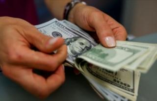 Dolar güne düşüşle başladı: İşte ilk rakamlar