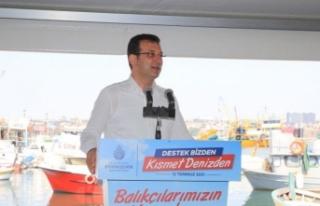 Ekrem İmamoğlu: Zammın kaynağı belediyeler değil,...
