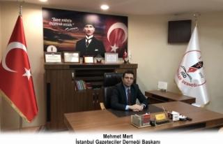 İGD Başkanı Mehmet Mert; ''Artık yeni 24 Temmuz'lar...