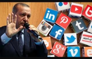 ''sosyal medya' üst kurulu geliyor...