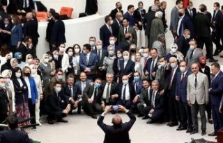 Türkiye Büyük Millet Meclisi Genel Kurulu 1 Ekim'e...