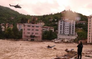 Batı Karadeniz'de sel felaketi: Can kaybı 27'ye...