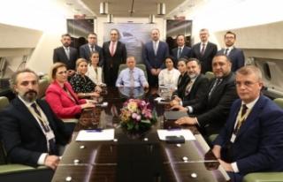 Erdoğan: Afganistan'ın birliğine, beraberliğine...