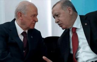 Erdoğan'dan seçim barajı açıklaması: MHP de...