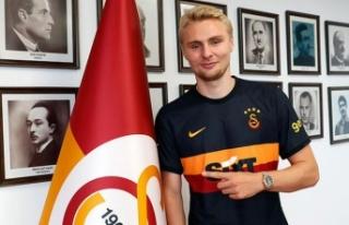 Galatasaray'da Victor Nelsson sahaya çıkıyor!...