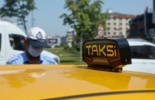 İBB'den kısa mesafe denetimi: 127 taksiye para...