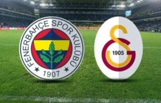 İşte Fenerbahçe ve Galatasaray'ın muhtemel...
