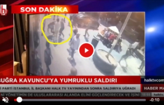 İYİ Parti İstanbul İl Başkanı Buğra Kavuncu...