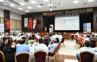 """KEMAL DENİZ BOZKURT: """"HEDEFİMİZ, ESENYURTLULARIN..."""