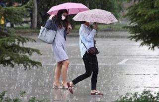 Meteoroloji'den son dakika yağmur müjdesi!...