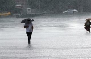 Meteoroloji uyardı! Çok şiddetli yağış geliyor