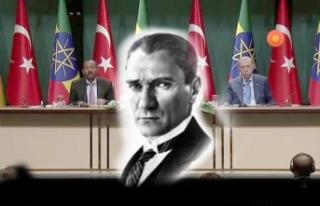 Mustafa Kemal Atatürk'ün ismini kullanmaktan kaçınan...