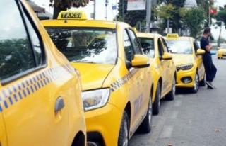 İBB'den i-taksi kararı: 15 bin araca kamera...