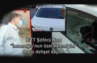 """İETT Şöförü, """"İmamoğlu'nun özel..."""