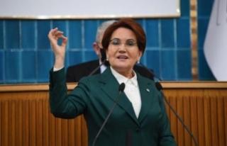 Meral Akşener'den flaş cumhurbaşkanlığı...