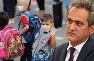 Milli Eğitim Bakanı Mahmut Özer net konuştu: Katılım...