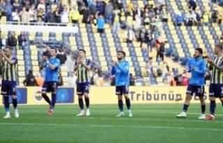 Fenerbahçe'de liderliği getiren çarpıcı...