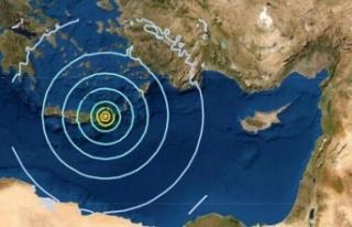 Girit depremi Türkiye'yi etkileyecek mi? Prof....