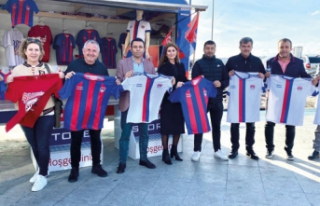 İGD Başkanı Mert'ten Silivrispor'a destek