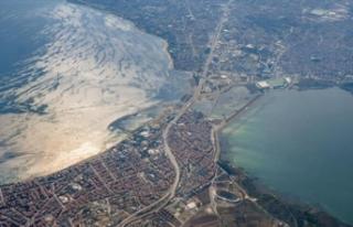 Kanal İstanbul güzergahındaki konut projesinin...