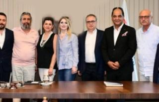 Paşali Beşli'ye STK desteği