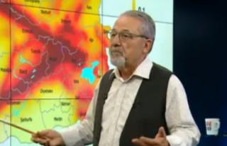 Prof. Dr. Naci Görür'den deprem uyarısı:...
