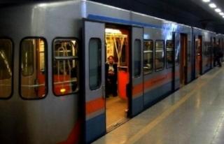 Ücretsiz internet Marmaray'a var, İBB metrosuna...