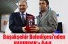 Başakşehir Belediyesi'nden HABERDAR'a Ödül