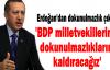 BDP'liler İçin Jet Fezleke