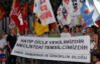 İzmir'de Hatip Dicle protestosu