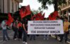 Liseliler'den polis protestosu
