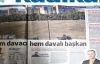 Radikal gazetesi Uzun yazdı...