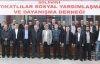 """Tokatlılardan 'birlik"""" mesajı"""