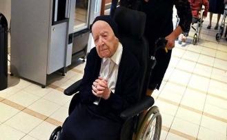 116 yaşında koronavirüsü atlattı