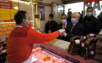 CHP lideri Kemal Kılıçdaroğlu: Vatandaşın kasaba olan borçlarını ödedi