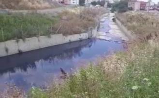 Haramidere'de atık sular nedeniyle oluşan kirlilik sürüyor