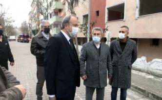 Avcılar'ın Belediyesi eski binasında yıkıma başlandı