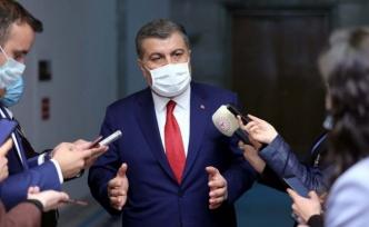 Bilim Kurulu toplantısı sonrası Fahrettin Koca'dan flaş aşı açıklaması