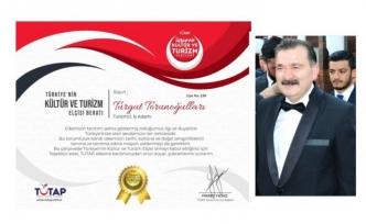 Turgut Torunoğulları Kültür ve Turizm Elçisi seçildi
