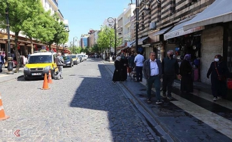 Sokağa çıkma kısıtlamasına uymayan binlerce kişiye işlem yapıldı