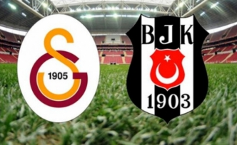 Galatasaray-Beşiktaş derbisini yönetecek hakem belli oldu