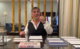 Sedat Peker: Bu pazar para alan milletvekillini açıklayacağım...