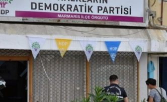 HDP binasına silahlı saldırı: Gözaltına alındı