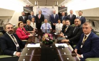 Erdoğan: Afganistan'ın birliğine, beraberliğine her türlü desteği vermeye hazırız