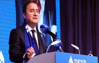Ali Babacan'dan insan hakları eylem planı tepkisi