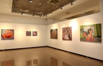 Sanatçı Zafer Dilekçi: Sanatsal üretimlerini Küçükçekmece'de sanatseverlerle buluşturuyor