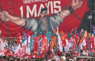 Sendikalardan 1 Mayıs kararı